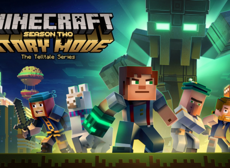 Minecraft: Story Mode – Season Two, il titolo è in arrivo il 7 agosto sull'eShop di Nintendo Switch