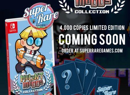 Mutant Mudds Collection: la raccolta è in arrivo in formato retail grazie a Super Rare Games
