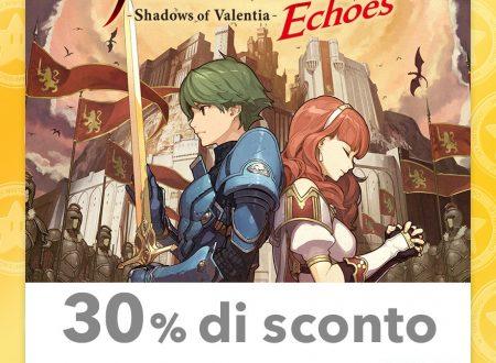 My Nintendo: nuovi temi di Splatoon, sconti per Fantasy Life, Fire Emblem Echoes: Shadows of Valentia, Fallblox e altri