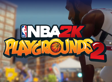 NBA Playgrounds 2 diventa NBA 2K Playgrounds 2, in collaborazione con 2K
