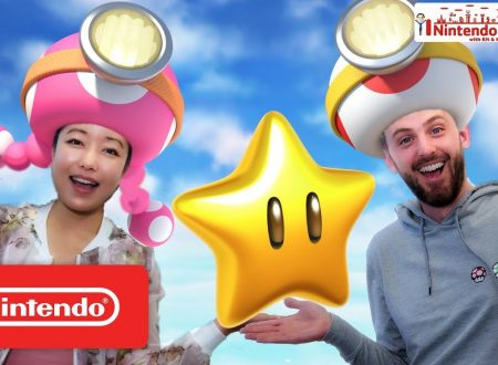 Nintendo Minute: Captain Toad: Treasure Tracker in co-op con Kit e Krysta