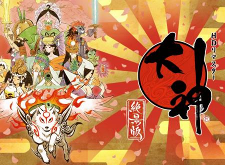 Nintendo Switch: filesize per Okami HD, Semblance, Hammer Station e gli altri titoli in arrivo