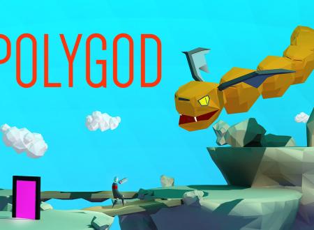 POLYGOD: il titolo è in arrivo il 17 agosto sull'eShop di Nintendo Switch