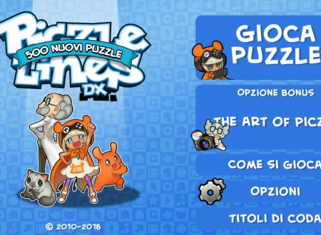 Piczle Lines DX 500 More Puzzles, uno sguardo in video al titolo dai Nintendo Switch europei