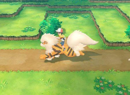 Pokemon Let's Go! Pikachu e Eevee: svelati i Pokèmon esclusivi delle due versioni