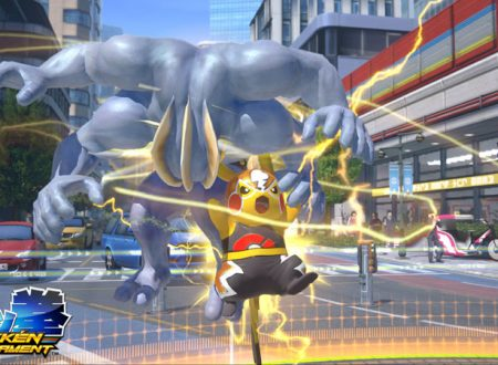 Pokkèn Tournament DX: ora disponibile la versione 1.3.2 del titolo sui Nintendo Switch europei