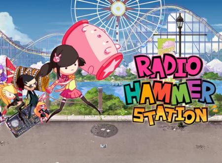 Radio Hammer Station: il titolo è in arrivo il 12 luglio sull'eShop giapponese di Nintendo Switch