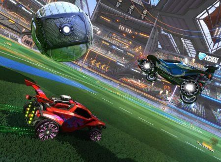 Rocket League: il titolo aggiornato alla versione 1.0.9 sui Nintendo Switch europei