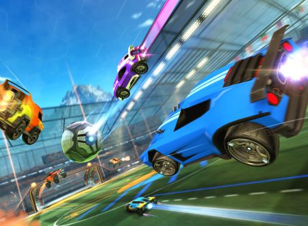 Rocket League: la Ultimate Edition sarà disponibile dal 31 agosto sui Nintendo Switch europei