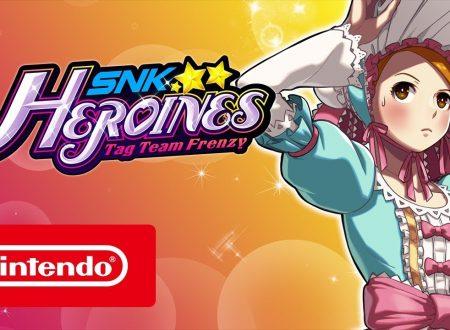 SNK HEROINES Tag Team Frenzy: pubblicato il trailer italiano dedicato a Mui Mui