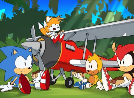 Sonic Mania Adventures: pubblicato un video dietro le quinte sulla realizzazione dei corti