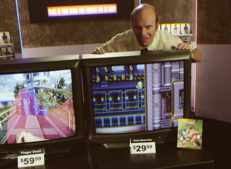Sonic Mania Plus: SEGA pubblica un infomercial nostalgico per il lancio del gioco