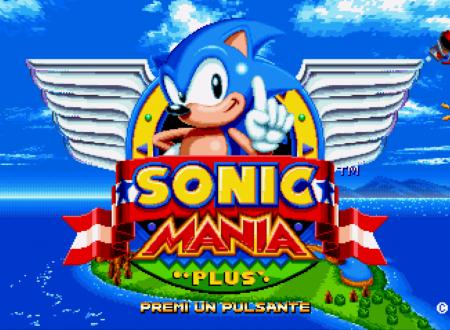 Sonic Mania Plus: i primi 31 minuti nella Encore Mode su Nintendo Switch