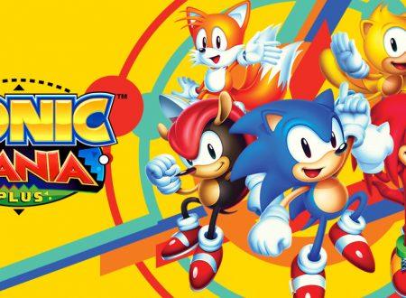 Sonic Mania Plus: pubblicato il secondo video Dev Diary, Game Design