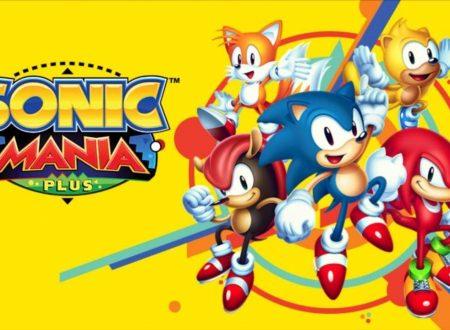 Sonic Mania Plus: un video ci mostra il nuovo Bonus Stage presente nel titolo