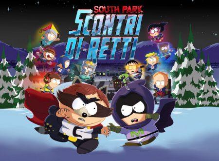 South Park: Scontri Di-Retti, il titolo aggiornato alla versione 1.03 sui Nintendo Switch europei