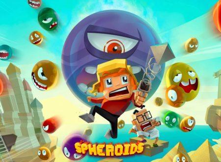 Spheroids: uno sguardo in video al titolo dai Nintendo Switch europei