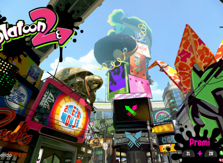 Splatoon 2: ora disponibile la versione 3.2.0 sui Nintendo Switch europei