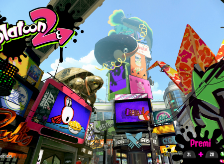 Splatoon 2: ora disponibile la versione 3.2.1 sui Nintendo Switch europei