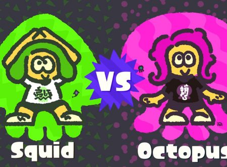 Splatoon 2: svelato il nuovo Splatfest europeo ed americano, Squid vs. Octopus