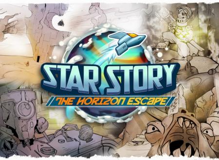 Star Story: The Horizon Escape, il titolo è in arrivo il 12 luglio sull'eShop di Nintendo Switch