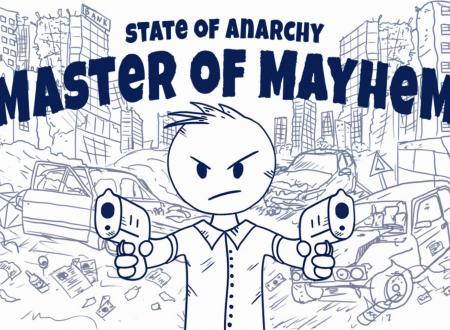 State of Anarchy: Master of Mayhem, pubblicato il trailer della versione Nintendo Switch