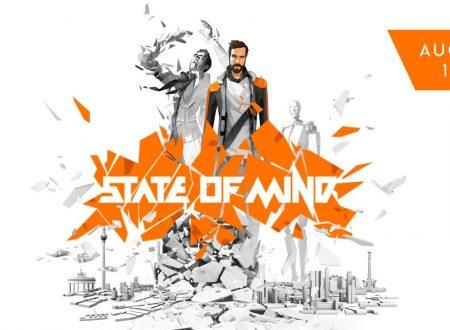 State of Mind: il titolo è in arrivo il 15 agosto sull'eShop di Nintendo Switch