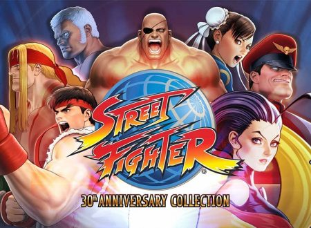 Street Fighter 30th Anniversary Collection: pubblicato un nuovo update del titolo su Nintendo Switch