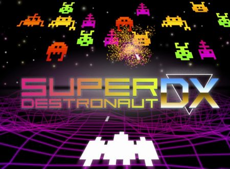 Super Destronaut DX: uno sguardo in video al titolo dai Nintendo Switch europei