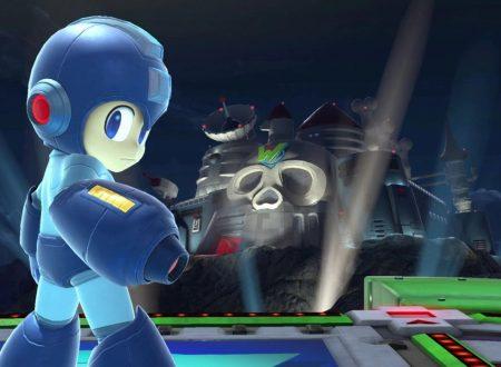 Super Smash Bros. Ultimate: novità del 11 luglio, pubblicato il brano: Mega Man 4 Medley