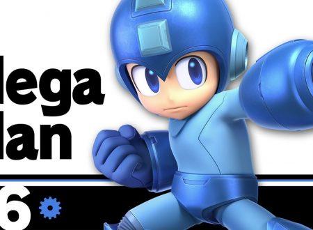 Super Smash Bros. Ultimate: novità del 12 luglio, Mega Man, il robottino blu di nuovo in battaglia