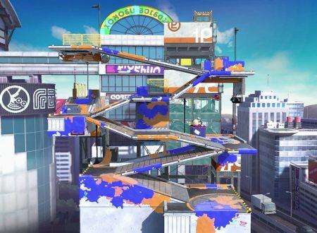 Super Smash Bros. Ultimate: novità del 17 luglio, Torri cittadine, direttamente da Splatoon con Giudigatto e Giudigattino