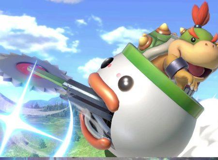 Super Smash Bros. Ultimate: novità del 19 luglio, Bowser Jr. e l'Auto Clown Junior