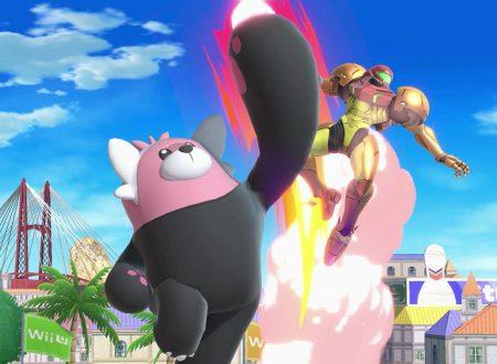 Super Smash Bros. Ultimate: novità del 20 luglio, Bewear, l'orso abbraccia tutti