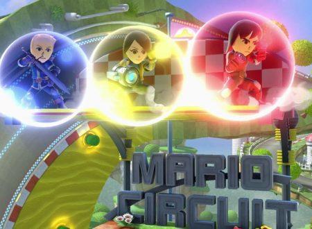 Super Smash Bros. Ultimate: novità del 23 luglio, il ritorno dei Guerrieri Mii: Lottatore, Spadaccino e Fuciliere