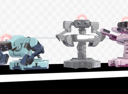 Super Smash Bros. Ultimate: novità del 26 luglio, R.O.B., Robotic Operating Buddy
