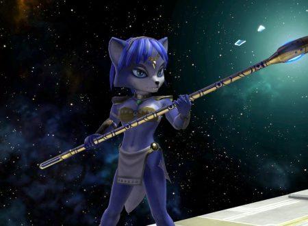 Super Smash Bros. Ultimate: novità del 5 luglio, il ritorno di Young Link e Krystal, assistente da Star Fox