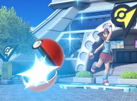 Super Smash Bros. Ultimate: novità del 6 luglio, Allenatore di Pokémon, maschile e femminile con Squirtle, Ivysaur e Charizard