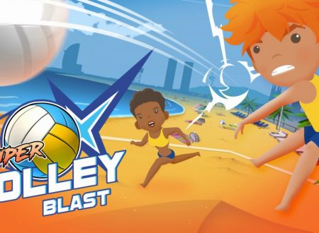 Super Volley Blast: uno sguardo in video al titolo dai Nintendo Switch europei