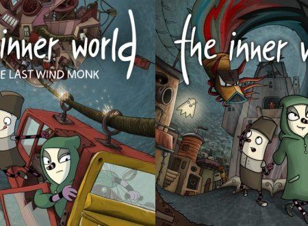 The Inner World e The Inner World – The Last Wind Monk, uno sguardo in video ai titoli dai Nintendo Switch europei