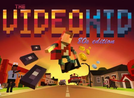The VideoKid: il titolo è in arrivo il 30 agosto sui Nintendo Switch europei