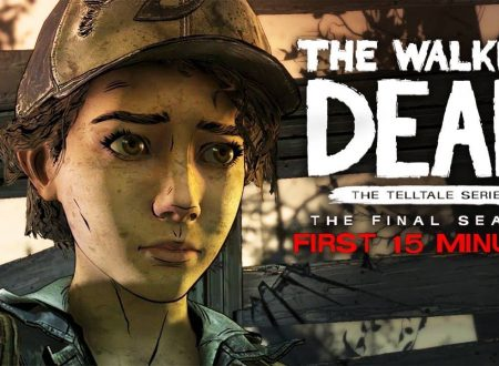 The Walking Dead: The Final Season, pubblicati i primi 15 minuti del titolo