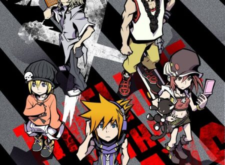 The World Ends with You: Final Remix, rivelati nuovi dettagli e screenshots sul titolo