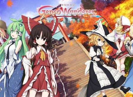 Touhou: Gensou Wanderer Reloaded, pubblicato il trailer di lancio del titolo su Nintendo Switch