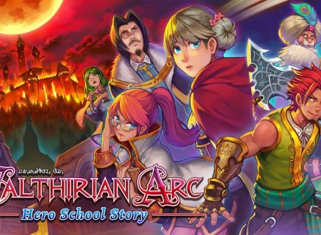 Valthirian Arc: Hero School Story, il titolo annunciato per l'arrivo su Nintendo Switch