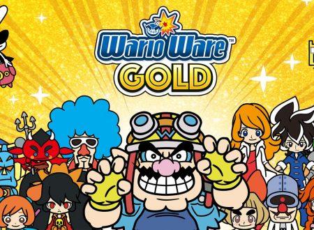 WarioWare Gold: pubblicati nuovi video gameplay sul titolo per Nintendo 3DS