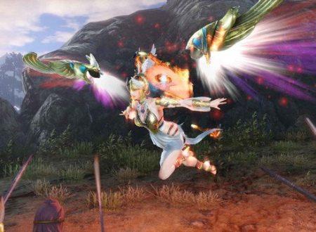 Warriors Orochi 4: Athena sarà uno dei personaggi presenti nel roster del titolo