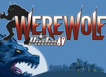 Werewolf Pinball: uno sguardo in video al titolo dai Nintendo Switch europei