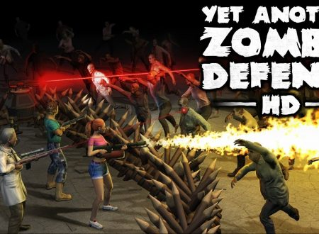 Yet Another Zombie Defense HD: il titolo è in arrivo nel 2019 su Nintendo Switch