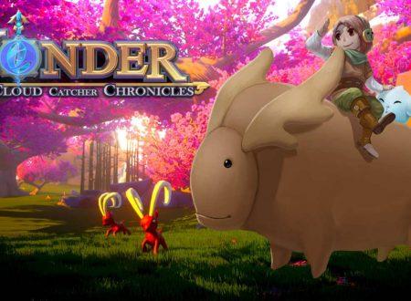 Yonder: The Cloud Catcher Chronicles, il titolo aggiornato alla versione 1.0.2 sui Nintendo Switch europei